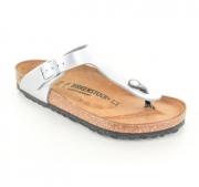 buy popular 966ef 1af1d ❤ BIRKENSTOCK®  Sandal Gizeh Classic, Soft Metallic Gold ...