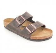 BIRKENSTOCK® Leather Sandals | Arizona, Habana
