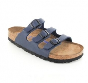 BIRKENSTOCK® Sandals | Florida Soft Footbed, Blue