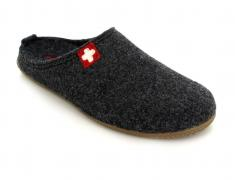 LIVING KITZBUEHEL Slipper | 2486, Anthracite