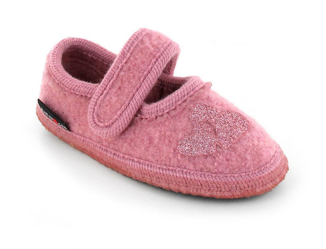 HAFLINGER Slippers | Twinkle, Pink